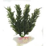 Realistic Aqua Flora Aquarium Plant - Willow Green