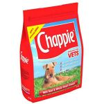 Chappie Beef and Wholegrain Cereal