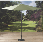 Pagoda 2.5m Apple Green Crank & Tilt Parasol
