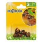 Hozelock In-Line Pressure Compensating Dripper - 2784