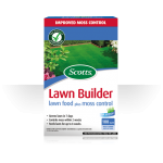 Scotts Lawn Builder Lawn Food Plus Moss Control