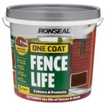 Ronseal One Coat Fence Life - 5L