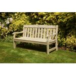 Devon 3 Seater Bench