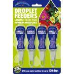 Growing Success Flowering House Plant Droplet Feeder - 4 Pack