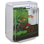 Superfish Home 25 X Large Fish Tank Aquarium White 25 Litre