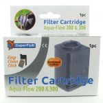 Super Fish Filter Cartridge Aqua Flow 200 & 300