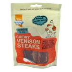 Good Boy Pawsley Chewy Venison Steaks - 80g