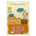 Good Boy Pawsley and Co Crunchy Chicken with Rice Bones
