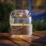 Solar Hanging Jar - Large