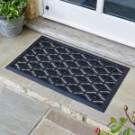 Diamond Rubber Cast Mat