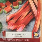 Rhubarb Raspberry Red