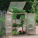 Westland Wooden Growhouse - Natural