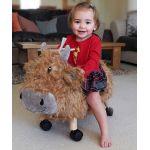 Hubert Animal Ride On