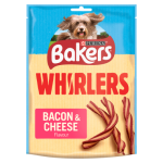 Bakers Whirlers - Bacon and Cheese