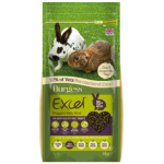 Burgess Excel Tasty Nuggets For Adult Rabbits - With Mint