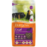 Burgess Excel Tasty Nuggets For All Ages - With Oregano & Blackcurrant