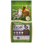 Burgess Excel Light Nuggets For Overweight Adult Rabbits With Oregano