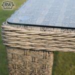 Rathwood - Hampton 6 Seater Rectangle Set