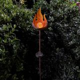 Flame Stake Light