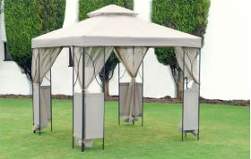 Pagoda Cambridge Gazebo 2.5m