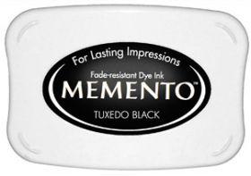 Momento Ink Pad - Tuxedo Black
