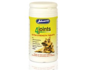 4 Joints-Extra Strength Tablets