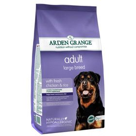 Arden Grange Adult Large Breed - With Fresh Chicken and Rice Arden Grange Adult Large
