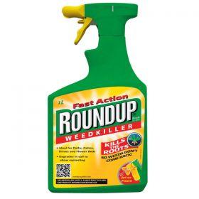 Roundup Weedkiller 1L RTU