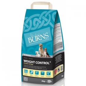 Burns Adult Senior Weight Control Chicken & Oats