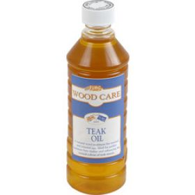 Barrettine Woodcare Teak Oil - 250ml