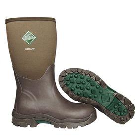 Muck Boot Company Woman's Wetland Hi - Bark