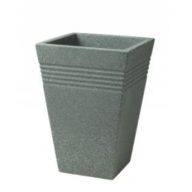 35cm Square Piazza Tall Planter