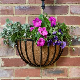 16in Forge Wall Basket