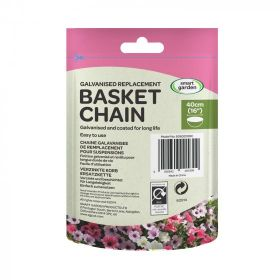 Galvanised 3 way Replacement Basket Chain