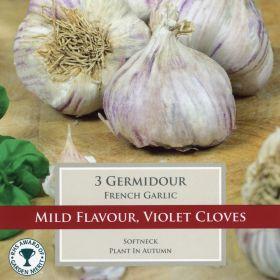 French Garlic Germidour - Mild Flavour