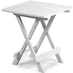 Napoli Range Plastic Folding Table