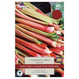 Rhubarb Timperley Early - Most Popular