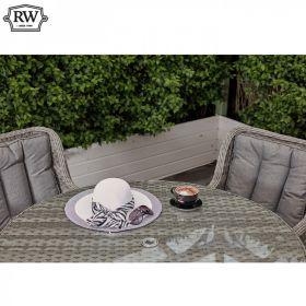 Rathwood - Bali 4 Seater Set