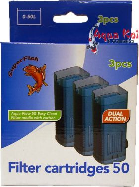 Filter Cartridges 50 - 3 pieces