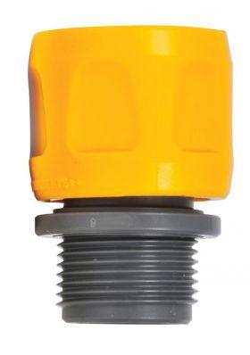 Hozelock Flat Hose & Spiral Hose Adaptor - 2170