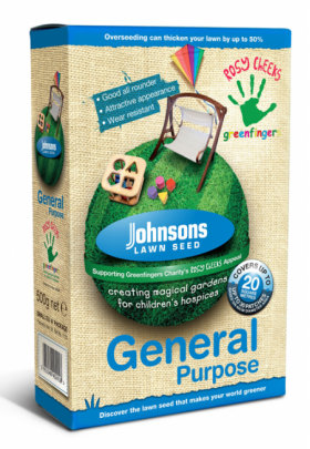 Johnsons - General Purpose Lawn Seed