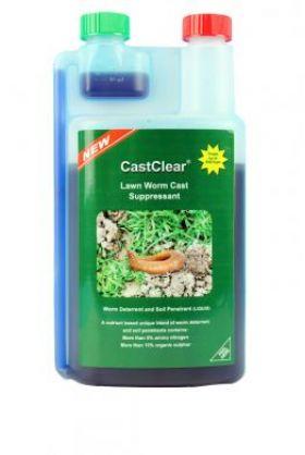 CastClear Lawn Worm Cast Suppressant