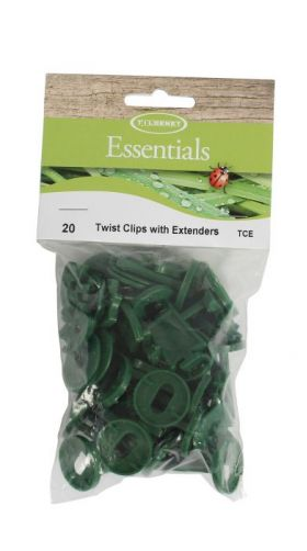 Twist Clips with Extenders